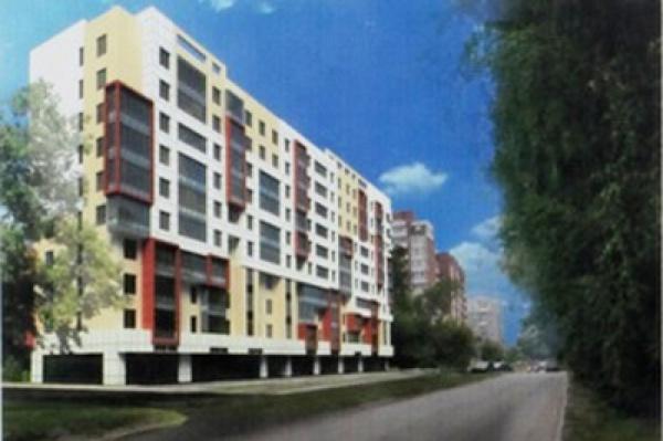 В Екатеринбурге построят десятиэтажный «Еланский дворик» с VIP-автомойкой в паркинге