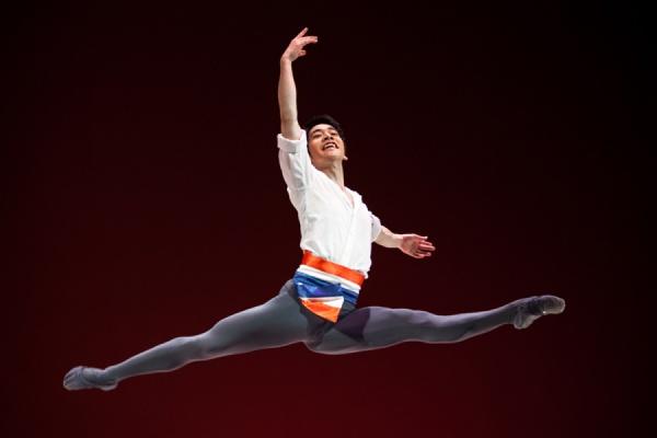 Солист екатеринбургского балета стал обладателем первой премии престижного балетного конкурса