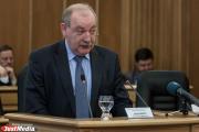 Депутаты ЕГД, критиковавшие Липовича за грязный город, отказались слушать его доклад