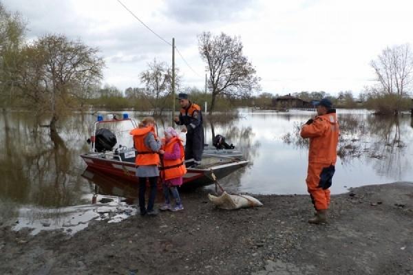 В Свердловской области четыре населенных пункта освободились от воды