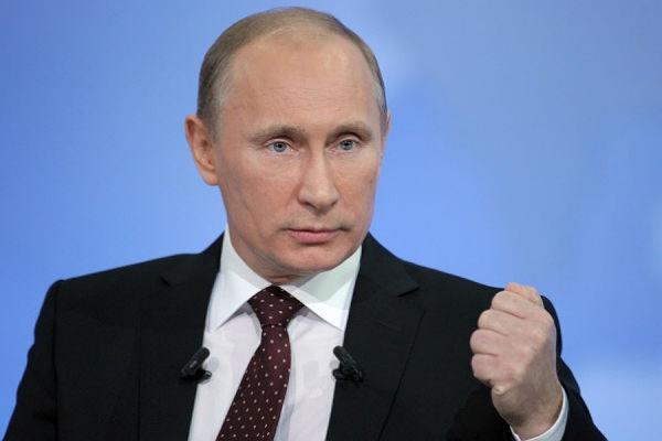 Путин объявил выговоры после отсрочки пуска с Восточного