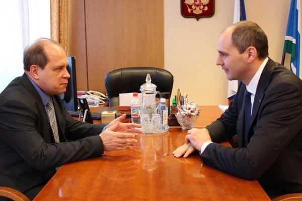 Паслеру представили нового гендиректора Уральского электромеханического завода