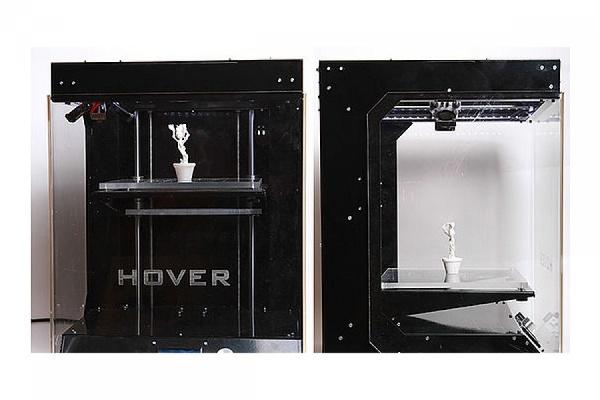 Cерийный образец принтера «Hover», изготовленный в университете
