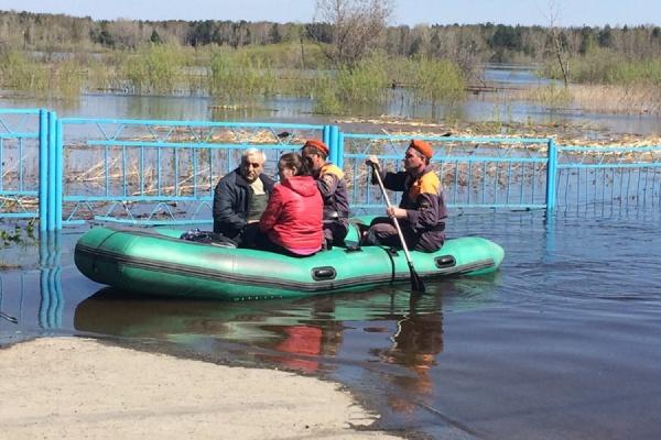 ВСвердловской области 5 населенных пунктов освободились отводы