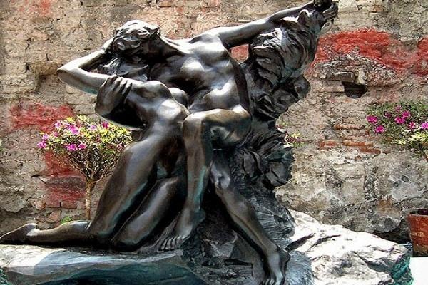 Скульптуру Огюста Родена продали за рекордную сумму
