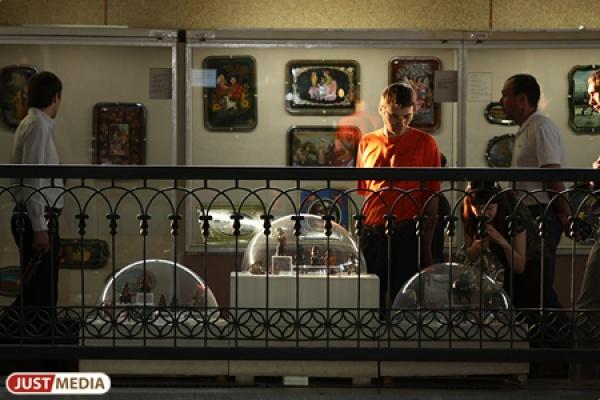 Жители Екатеринбурга смогут принять участие в съемках фильма о «Ночи музеев»