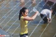 Светомузыкальный фонтан в Историческом сквере заработает 16-17 мая