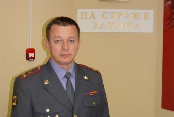 Свердловский гарнизон полиции прощается с талантливым сыщиком