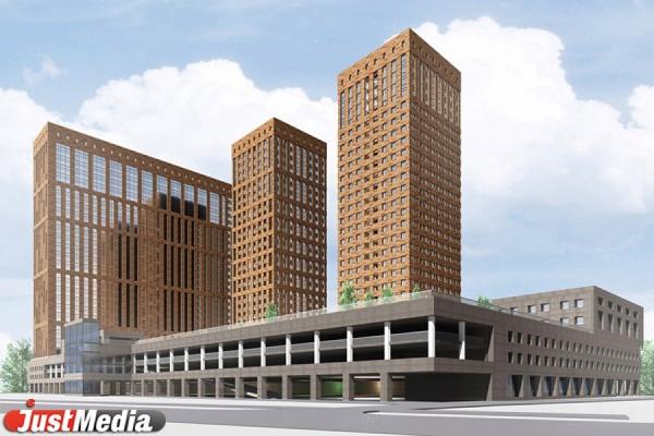 За железнодорожным вокзалом до 2025 года вырастет высотный жилой квартал. ФОТО
