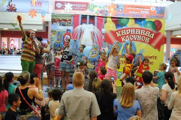 Можно ходить колесом и стоять на голове! В Екатеринбурге пройдет «Карнавал клоунов»