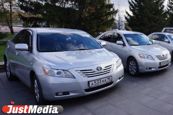 Свердловское правительство ослушалось федеральных коллег и решило порадовать министров дорогими авто