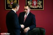 Еще один министр сбежал из Свердловского правительства. Куйвашев подписал указ об отставке Мисюры