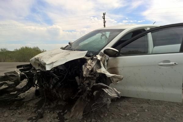 В ДТП на Тюменском тракте пострадал 12-летний мальчик
