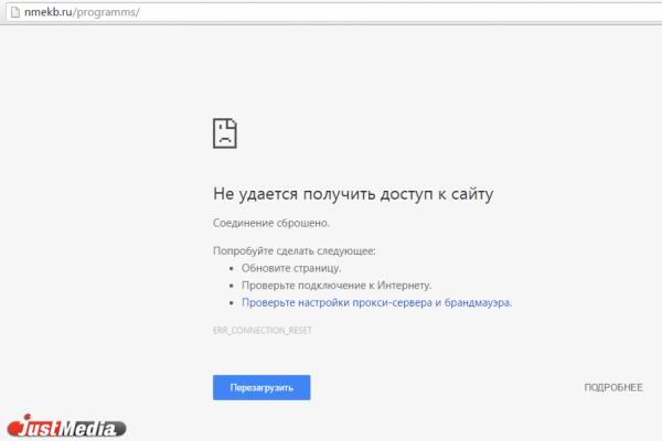 Екатеринбургские фанаты обвалили сайт «Ночи музеев»