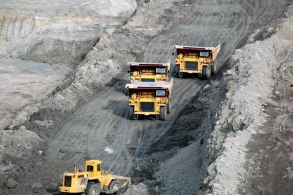 В Красноярском крае на руднике обрушился карьер
