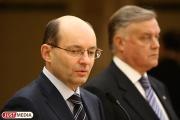 Мишарин возвращается в Екатеринбург. Экс-губернатор обсудит с Паслером перспективы строительства ВСМ-2