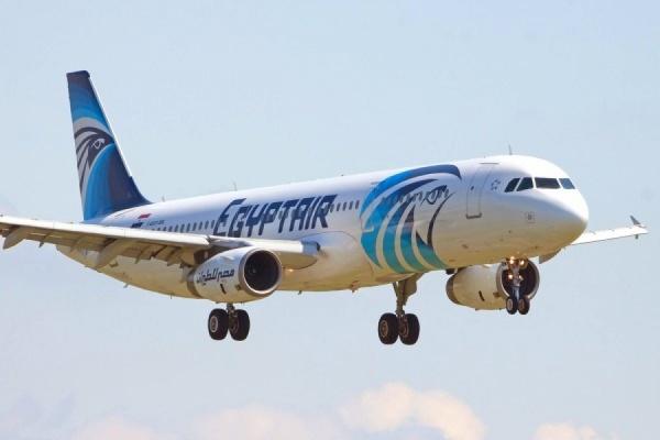 Перед крушением в кабине самолета EgyptAir повысилась температура