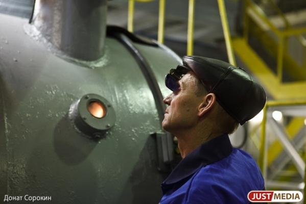 Производство машин и оборудования на Среднем Урале выросло на 41 процент
