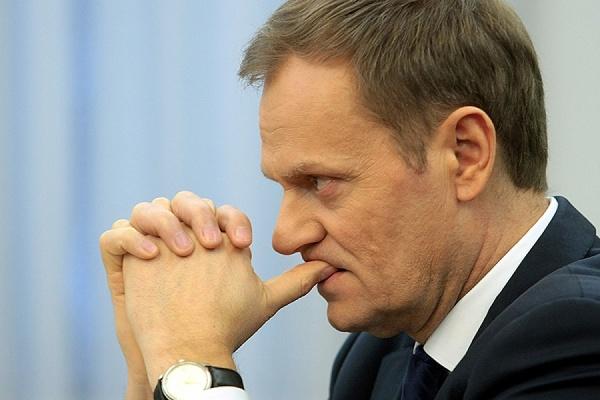 ЕСнеотменит санкции против Российской Федерации дополного выполнения минских договоров,— Туск