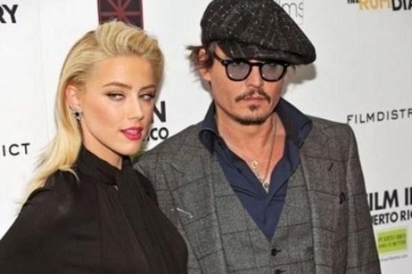 Супруга Джонни Деппа подала заявление на развод