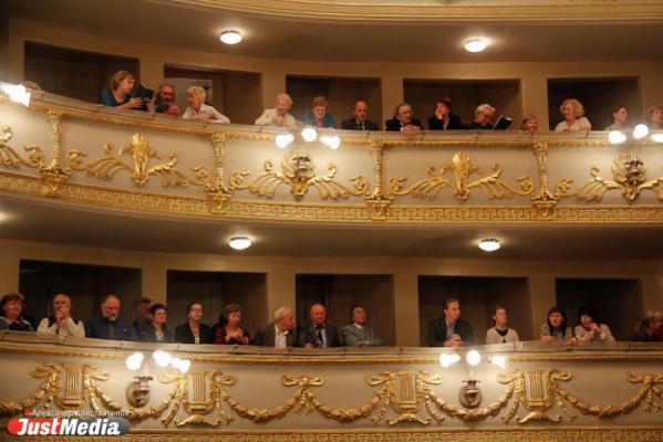 Три премьеры и три гастрольных тура: Екатеринбургский театр оперы и балета обнародовал свои планы на сезон 2016\2017