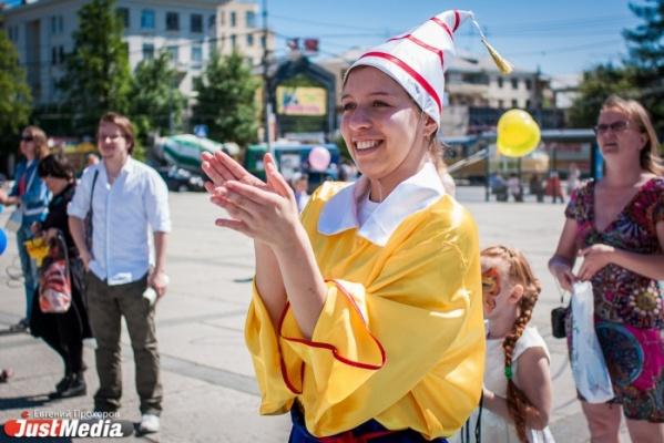Букет из «солнечных лучиков» соберут маленькие пациенты ДГБ №9 на празднике в честь 1 июня