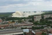 Взрыв или землетрясение? В Екатеринбурге «встряхнуло» жителей ЖБИ
