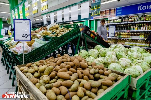 Годовая инфляция в Свердловской области составила 8,5%
