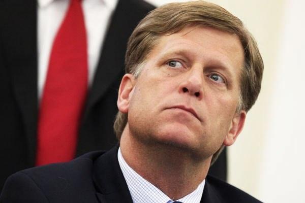 Американский экс-посол в Москве предложил реагировать на «агрессивные действия» России