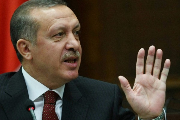 Президент Турции обвинил Германию в геноциде намибийцев