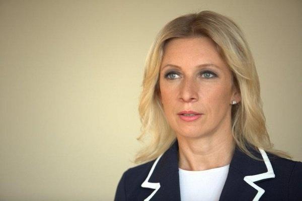 Захарова призвала американских дипломатов проявлять интеллект, высказываясь о России