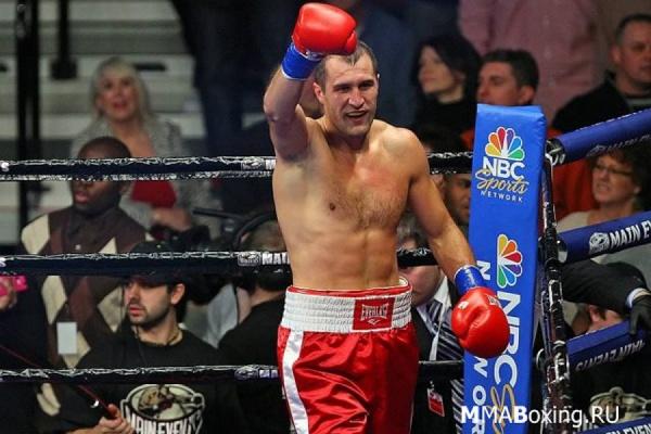 Лучший боксер мира в полутяжелом весе Ковалев защитит свои титулы в Екатеринбурге