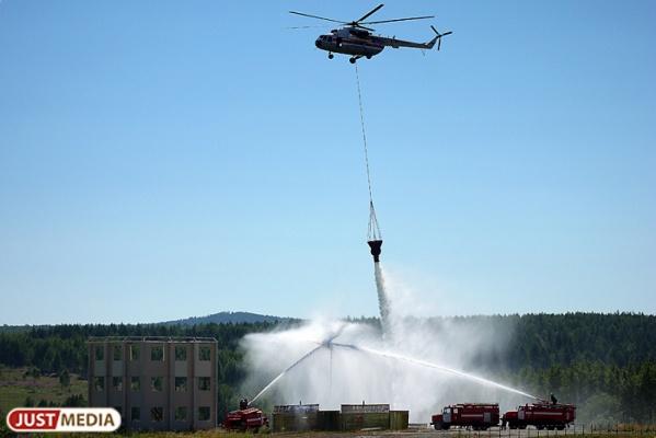 В 31 муниципальном образовании Среднего Урала действует особый противопожарный режим