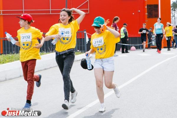 «Зеленый марафон» Сбербанка установил национальный рекорд