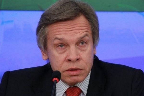 Пушков обвинил Страсбург в политическом косоглазии