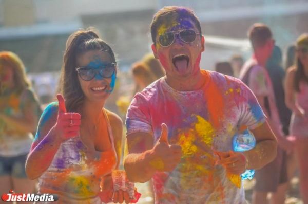 Лето снова будет ярким! III ежегодный фестиваль красок Холи пройдет 26 июня на стадионе «Юность»
