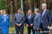 «Наша задача – провести оздоровительную кампанию без нарушений». Руководство Екатеринбурга и области посетило образцовый лагерь «Бригантина»