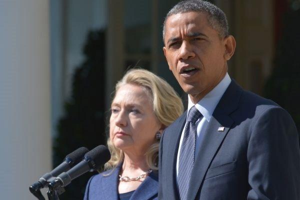 Барак Обама официально заявил о поддержке Клинтон на выборах