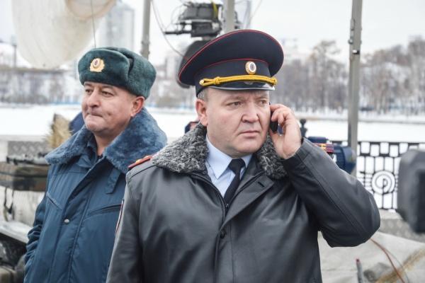 Свердловские журналисты в погонах отмечают профессиональный праздник. Поздравления пришли от замглавы МВД РФ и руководителя регионального главка