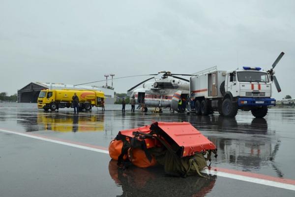 Спасатели эвакуировали пострадавшего туриста с перевала Дятлова