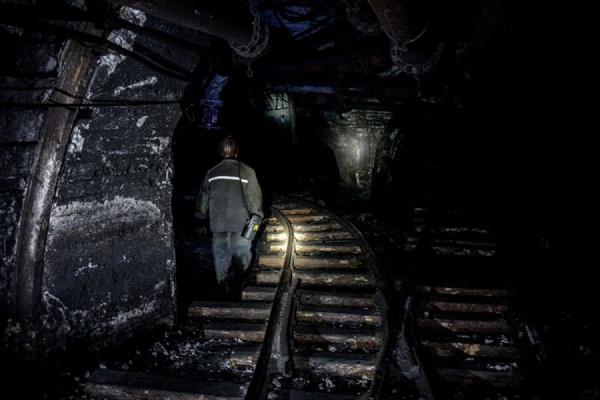 На Расвумчоррском руднике в Мурманской области произошло обрушение породы