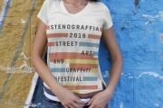 Фестиваль «Стенограффия» обновил имидж