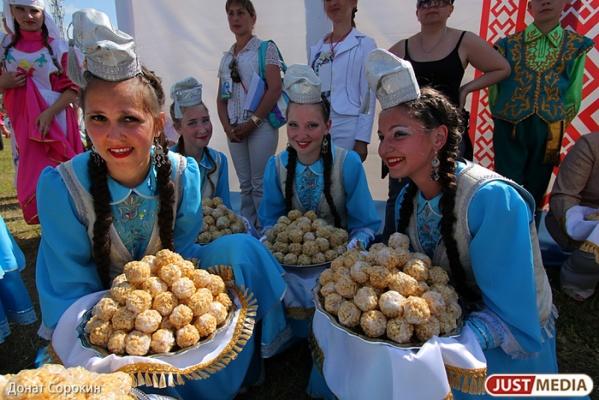 Национальная дискотека и красочное шествие. Татары и башкиры Екатеринбурга приглашают горожан на Сабантуй