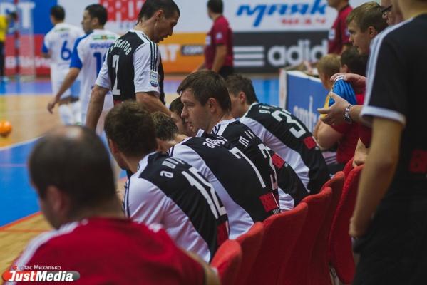 «Синара» попала в пятерку лучших мини-футбольных клубов России