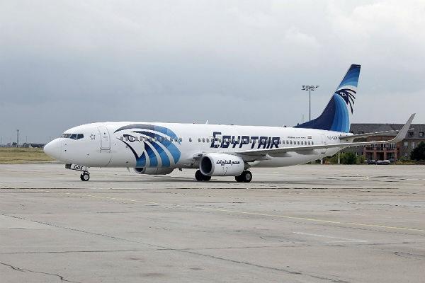 Найден второй черный ящик разбившегося самолета EgyptAir