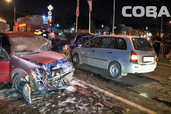 В ДТП на Московской погиб водитель автомобиля Citroen C3. Еще один человек получил травмы