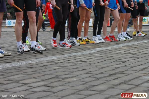 В центре Екатеринбурга утром в субботу стартует легкоатлетическая эстафета «Юность»