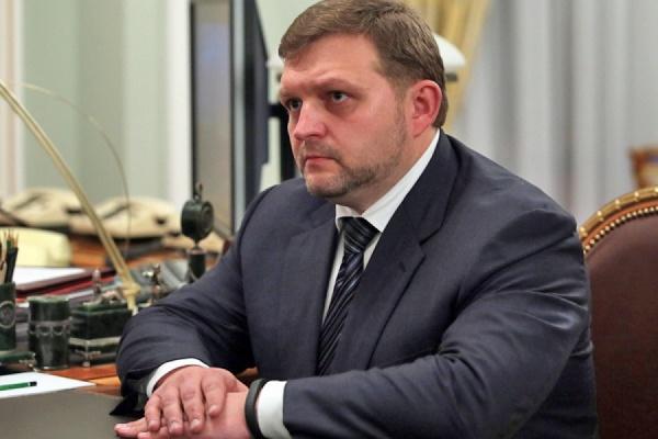 За взятку задержан губернатор Кировской области