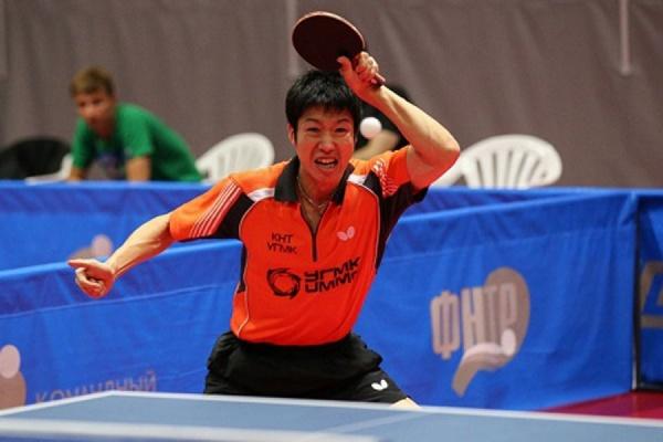 Клуб «УГМК» по настольному теннису вернул себе звание сильнейшего в стране