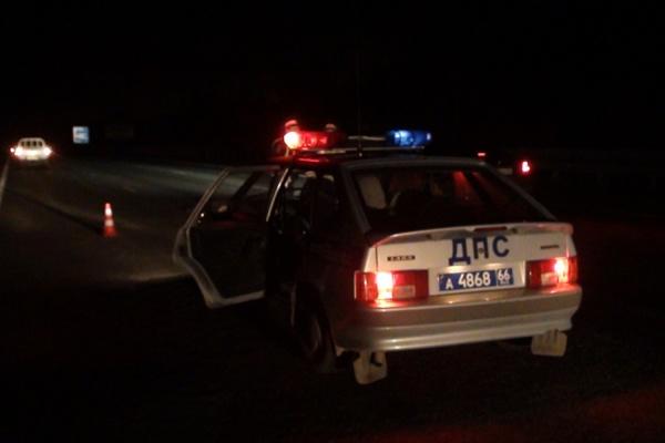 На Серовском тракте автомобиль насмерть сбил велосипедиста